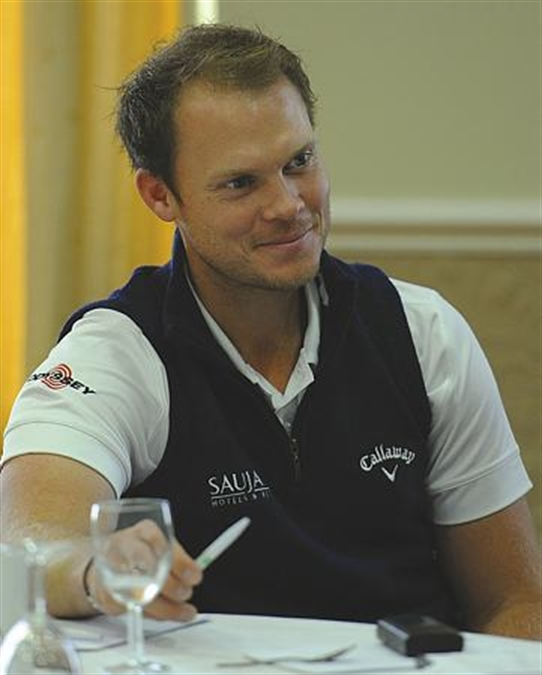Willett sets his sights on better fortunes in 2018