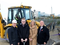 Work underway on new council housing schemes in Catcliffe and Swallownest