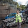 Council leads 'biggest ever raid on fly-tipping vehicles'