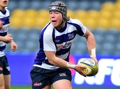 England U18 starlet back with Titans