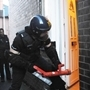 Drugs found at homes and allotment during raids