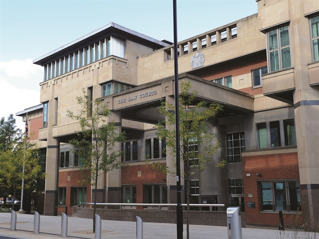 Man on trial for 20 sex offences