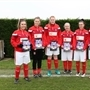 Footballers in cervical cancer awareness message