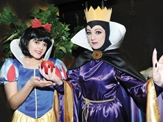 Panto's not behind you in the Dearne