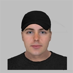 APPEAL: E-fit of bogus water official who robbed pensioner's life savings