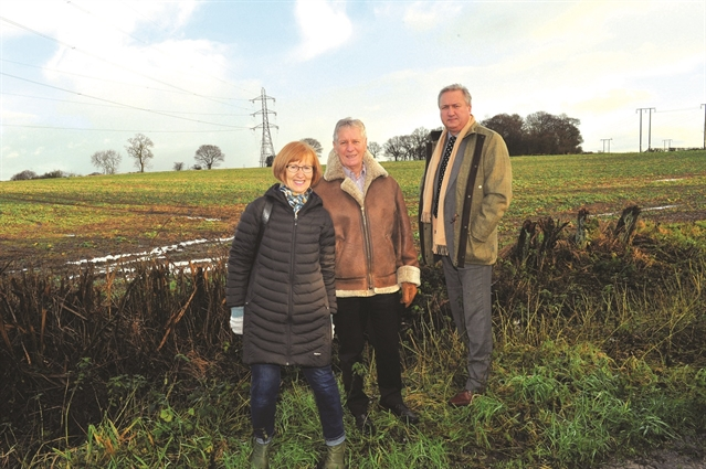 Sparks fly over Wickersley green belt battery plans