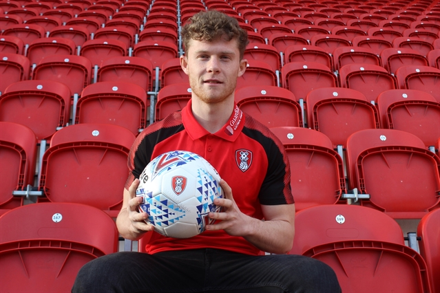New boy Palmer 'ticks all the boxes' for Millers