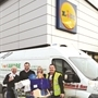 Mexborough foodbank boosted by Lidl link-up