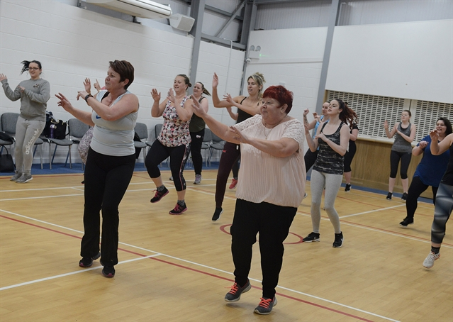 New fitness classes for over 50s a sell-out success