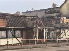 'Prog' club blaze in Dalton was arson, fire service confirms