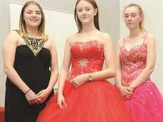 Dream prom dress for just £10 at Dearne school