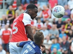 Ajayi nominated for League One Player of the Month award