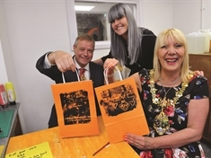 VIDEO: New Rotherham print studio 'vital' to keep talent in town