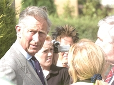 Prince Charles to reignite Rotherham steel industry today
