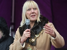 Mayor's pride at patron role with abuse charity