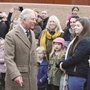 Charles and Camilla's Clifton Park flying visit
