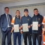 Highways in good hands as new apprentices sign on