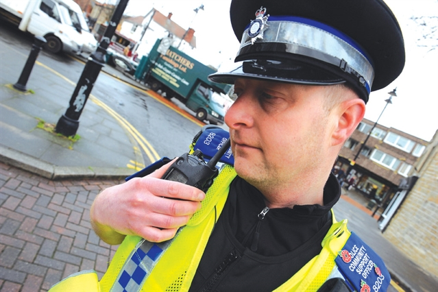 Police Community Support Officer contacts for the Rotherham district