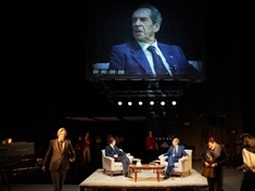 REVIEW: Frost/Nixon at Sheffield Crucible Theatre