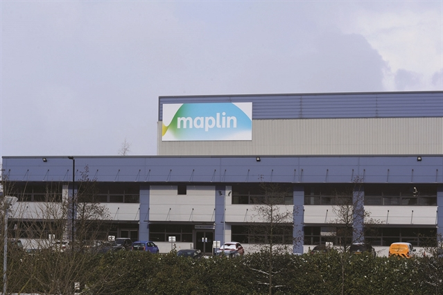 2,300 jobs at risk as Maplin goes into administration