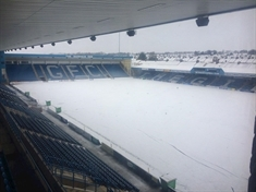 Rotherham United on snow watch ahead of Gillingham trip