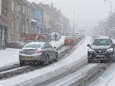 Beast from the East: How to drive in cold weather