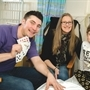 A touch of magic at Rotherham Hospital