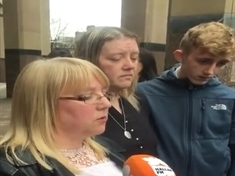 VIDEO: Family's tributes to Leonne Weeks after killer Shea Heeley is jailed