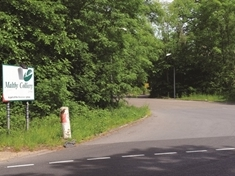 Motorcyclist (31) killed after crash with HGV in Maltby
