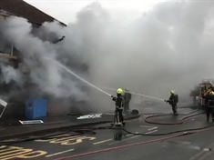BREAKING: Fire crews called to blaze at Mexborough newsagents