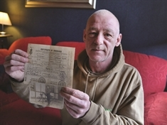 Titanic twist in Rotherham family's history