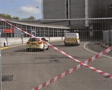 Rotherham bus station fire 'suspicious', say police