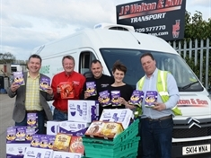 Your chance to back our cracking Easter appeal