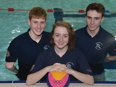 England call for Metro water polo trio