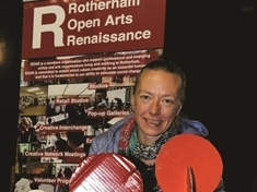 Two new Rotherham art and textiles sessions launch tonight