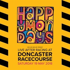 Happy Mondays announce Doncaster racecourse gig