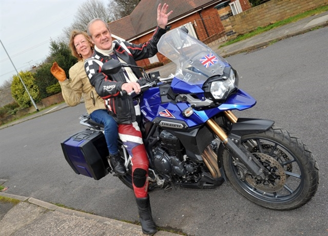 Calling all bikers - can you help deliver Easter eggs to poorly children?