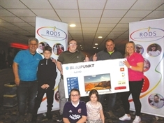 Down's Syndrome group bowled over by fundraising total