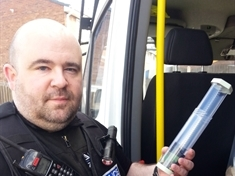 Homemade taser found in Denaby Main drugs raid