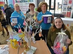 Spring fair helps Rotherham Hospital appeal total blossom