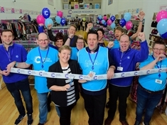 Cancer survivor Helen's joy as she launches Parkgate Cancer Research UK superstore