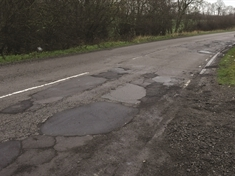 Funding boost to help fix Rotherham's potholes