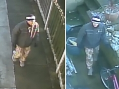 Appeal to trace man after Rawmarsh burglary
