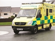 A third of 999 callers not taken to hospital