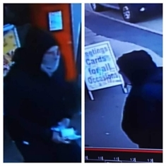 CCTV issued after Harthill Post Office robbery