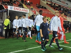 England face Swiss in Euro U17s finals at NYS