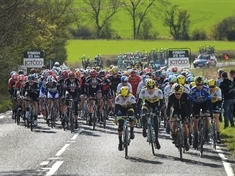 Tour de Yorkshire villages encouraged to create land art