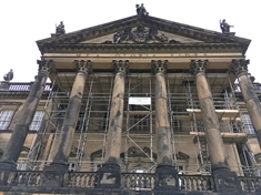 PHOTO GALLERY: Restoration work presses on at crumbling Wentworth Woodhouse