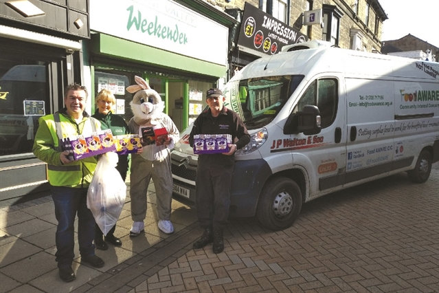 Eggs appeal proves sweet success again