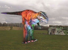 Watch out! Dinosaurs are heading for the Dearne Valley